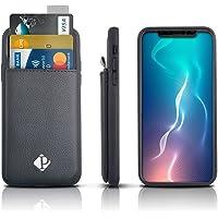 Pantheon Samsung Galaxy Note 8 Slim Leather Wallet Case