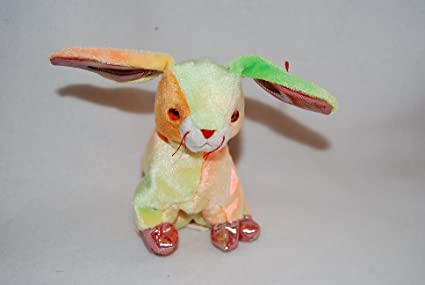bfc4403bdc6 Image Unavailable. Image not available for. Color  TY Beanie Baby - THE  RABBIT Chinese Zodiac