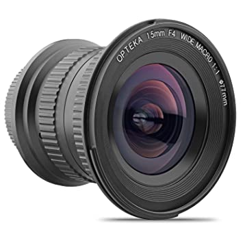 Review Opteka 15mm f/4 LD