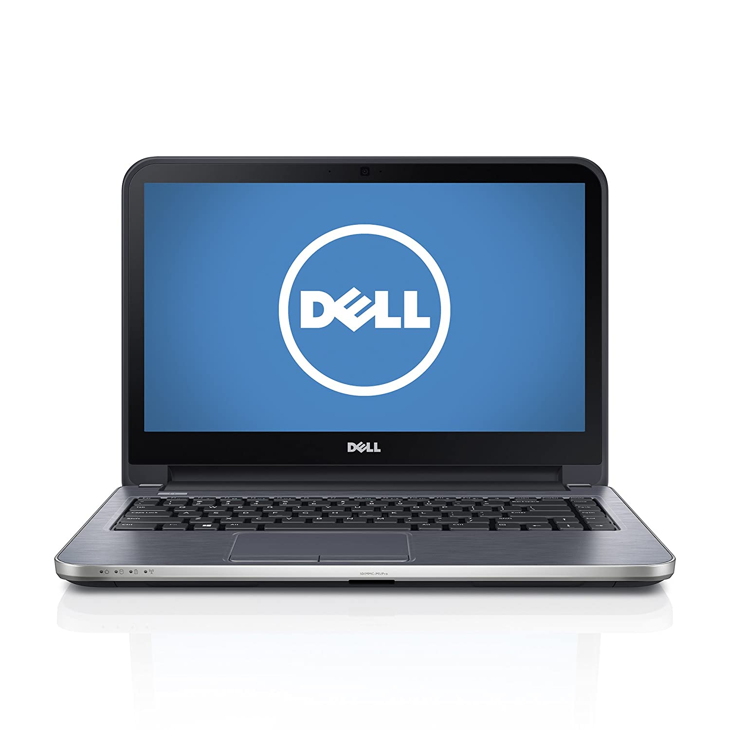 Dell Inspiron 14R i14RMT-7500sLV 14-Inch Touchscreen Laptop (1.6 GHz Intel Core i5-4200U Processor, 8GB DDR3L, 1TB HDD, Windows 8) Moon Silver [Discontinued By Manufacturer] by Dell   B00F3ZNZBI