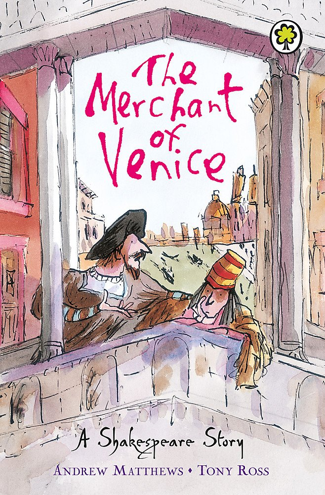 Download The Merchant of Venice. Retold by Andrew Matthews (Shakespeare Story) PDF