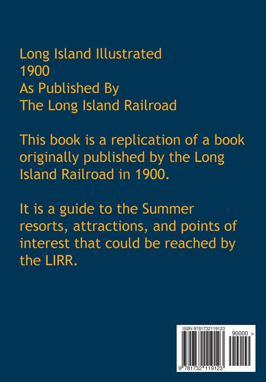 Long Island Railroad Illustrated 1900