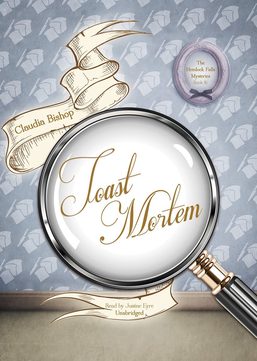 Download Toast Mortem (Hemlock Falls Mysteries, Book 16) ebook