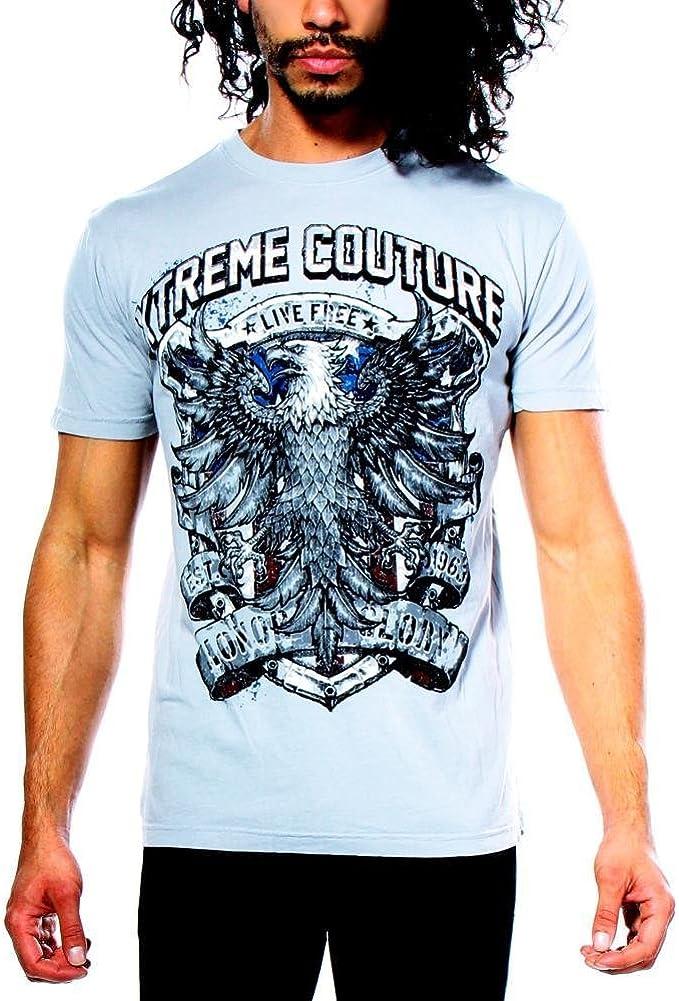 Xtreme Couture Xtreme Patriot - Camisetas - XL Hombres ...