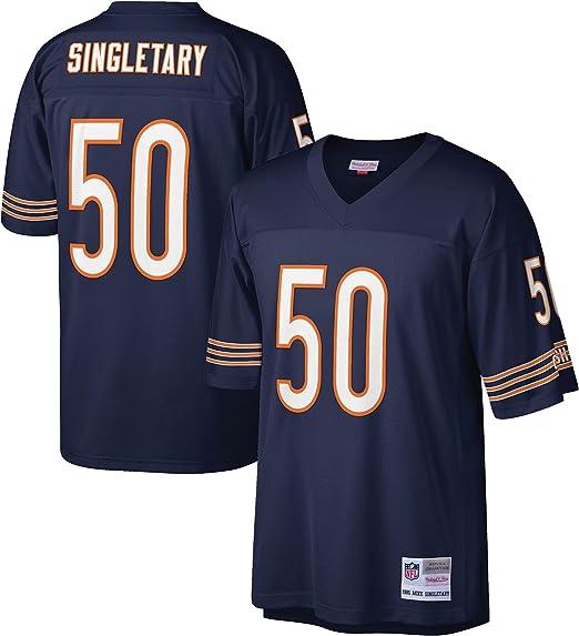 singletary jersey