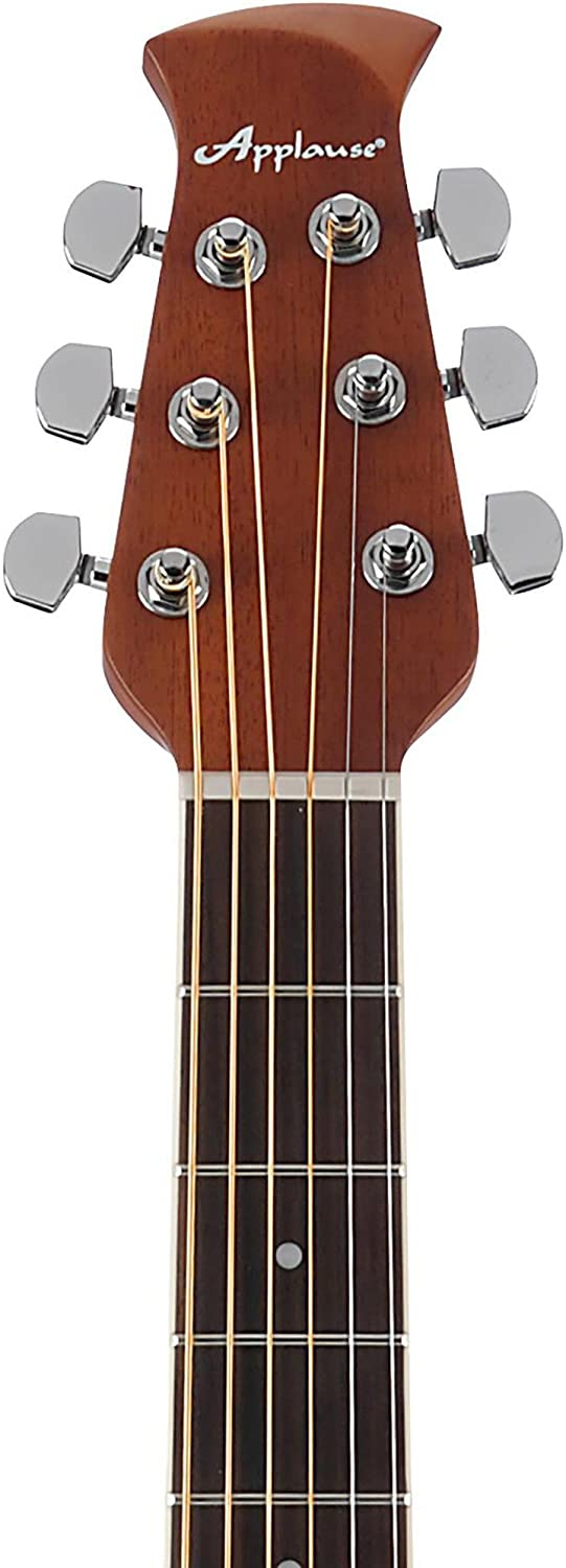 Ovation Applause Guitarra Electro-Acústica Mid Cutaway natural ...