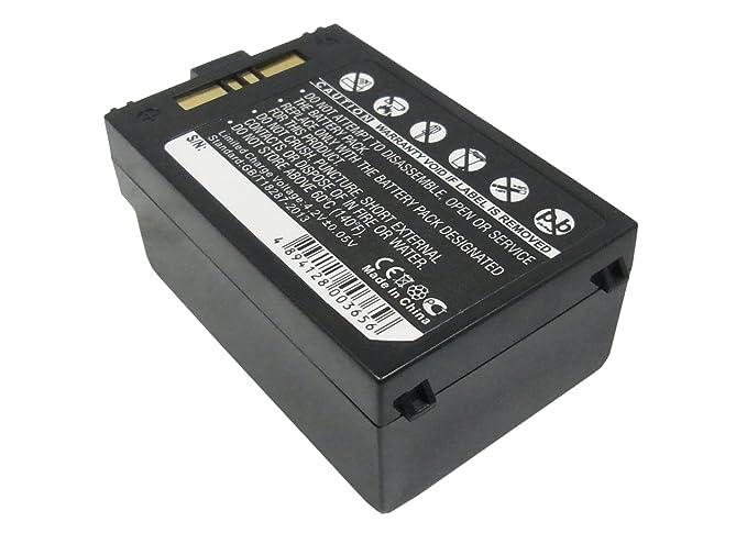 Batterie Motorola Symbol MC70 MC7004 MC7090 MC75 MC7506 MC7596 MC7598 3800mAh