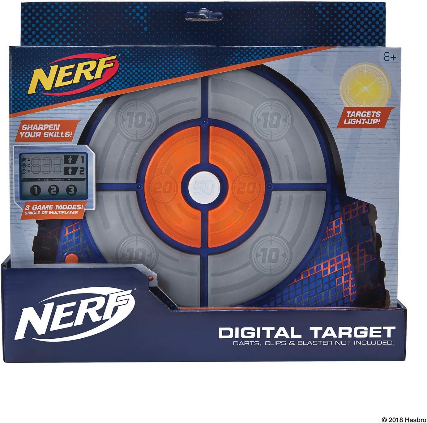 NER0156 Toy Partner-NER0156 Nerf Diana Digital 30x24cm,