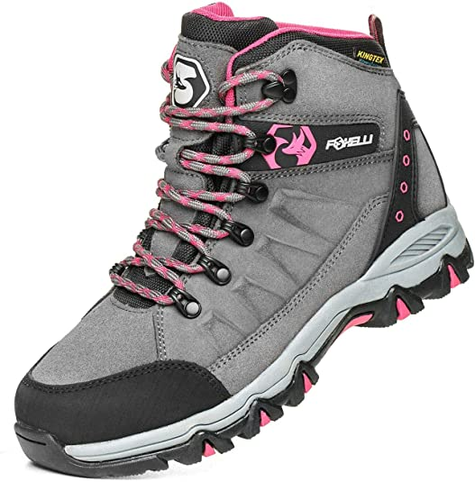 Top 10 Best Hiking Boots for Wide Feet Women's 4