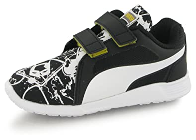 Bb Batman Enfant Puma Mode NoirBaskets Trainer qpVSUMz