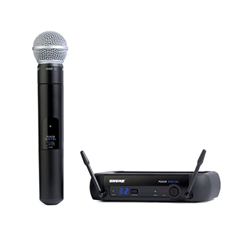 Shure PGXD24 SM58-X8 Digital Handheld Wireless System With SM58 Vocal Microphone