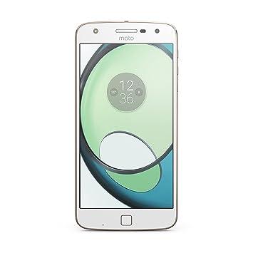 moto z phone white. lenovo moto z play uk sim-free smartphone - white/gold phone white 0