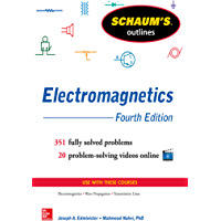 Schaum's Outline of Electromagnetics, 4th Edition (Schaum's Outlines) (English Edition)