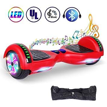 jolege Hoverboards Scooters eléctricos con Auto balanceo de ...
