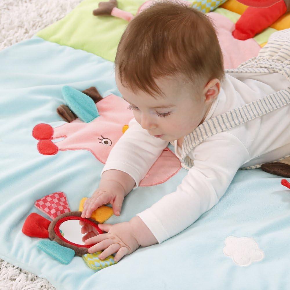 Multicolore BabySun 80834022 Safari Tapis dActivit/és