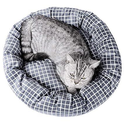 Steaean Cama del Animal doméstico Gato litera Gato Saco de Dormir Cuatro Estaciones Universal Estera del