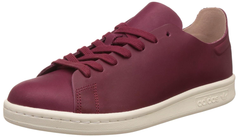 adidas Damen Stan Smith Nude Sneaker Dekollete, Vinaccio  38 EU|Rot (Collegiate Burgundy/Off White)