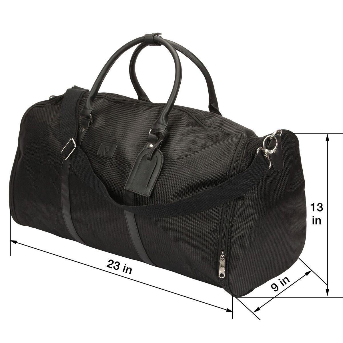 f024d61bcd Convertible Garment Duffle Bag for Men