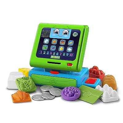LeapFrog Count Along Cash Register, Green: Toys & Games
