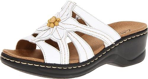 Clarks Women's Lexi Myrtle Sandal Fashion Sandals at amazon