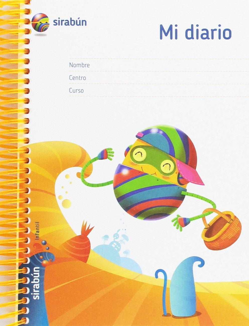 MI DIARIO (AGENDA) SIRABUN: 9788414007853: Amazon.com: Books