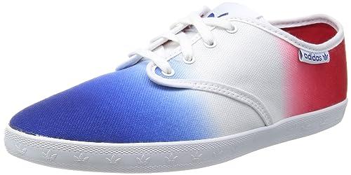 Adidas Originals Adria PS w Blue White Dots Womens Casual