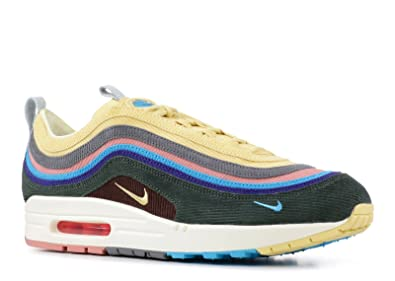 online store 2a0ce cd0a2 Nike AIR MAX 1/97 VF SW 'Sean Wotherspoon' - AJ4219-400: Amazon.co ...