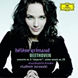 "Beethoven : Concerto pour piano n° 5 Op. 73 ""Empereur"" - Sonate pour piano n° 28 Op. 101"