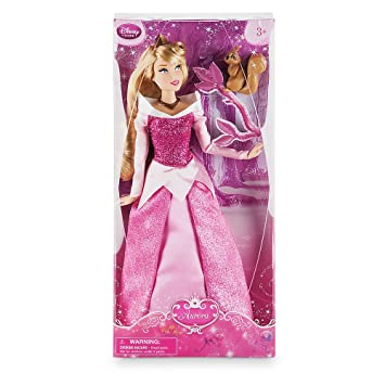 DISNEY STORE AURORA 12 CLASSIC DOLL WITH SQUIRREL by Disney Interactive Studios