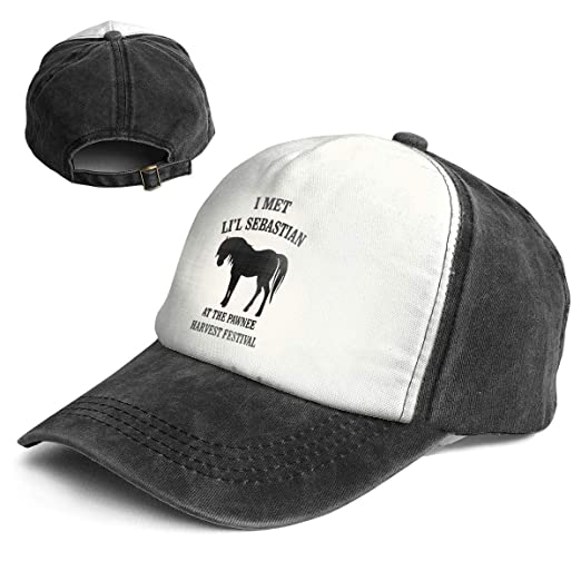 Amazon.com  Classic Li l Sebastian Adjustable Adult Trucker Baseball ... 885f0bb5250