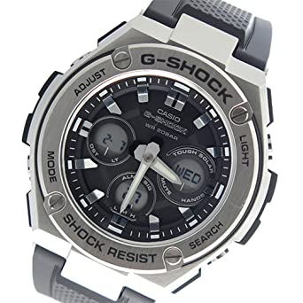 23e1b27523 CASIO G-Shock G Steel G-Steel Quartz Men's Watch Gst-S310-1A Black ...