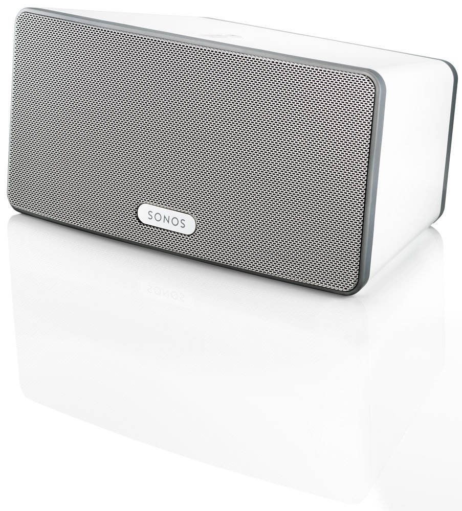Sonos 5.1 Home Theater System with PLAY:3 (Pair), PLAYBAR, and SUB (White) by Sonos (Image #6)