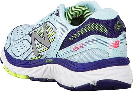 New Balance w860 V7 de Las Mujeres Zapatillas de Running – SS17: Amazon.es: Zapatos y complementos