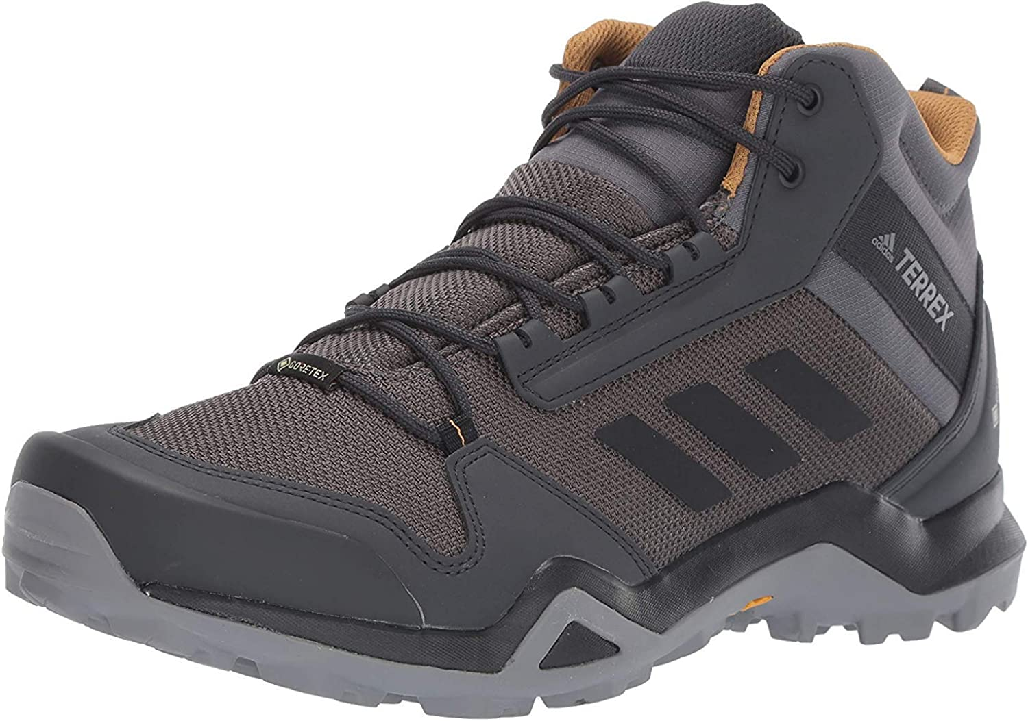 adidas outdoor Men's Terrex Ax3 Mid GTX Hiking Boot