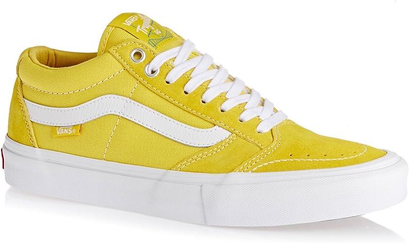 Vans TNT SG Pro Maize Yellow White