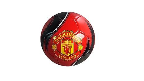 Manchester United FC oficial tamaño 5 Fútbol balón - 207: Amazon ...
