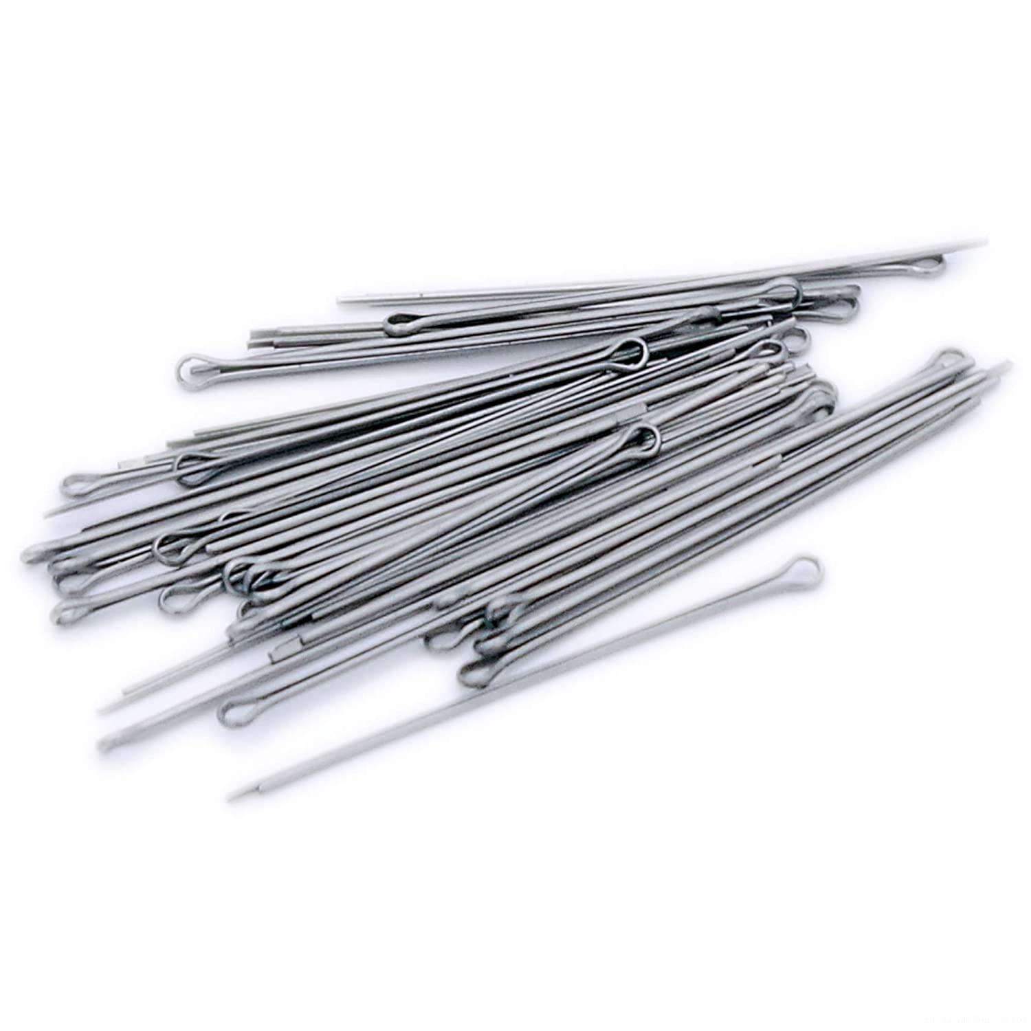 1mm x 16mm Split Cotter Pins - Stainless Steel (A2) (Pack of 40) Singularity Supplies Ltd