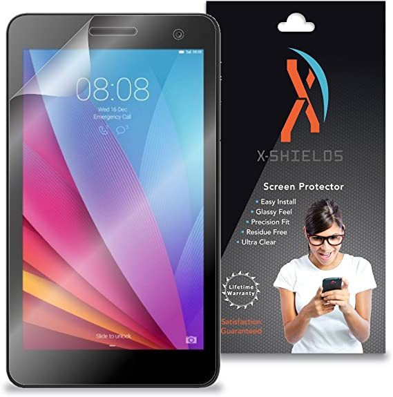 """9H Premium Tempered Glass Tablet Screen Protector For Huawei Honor T1-701u 7.0/"""""""