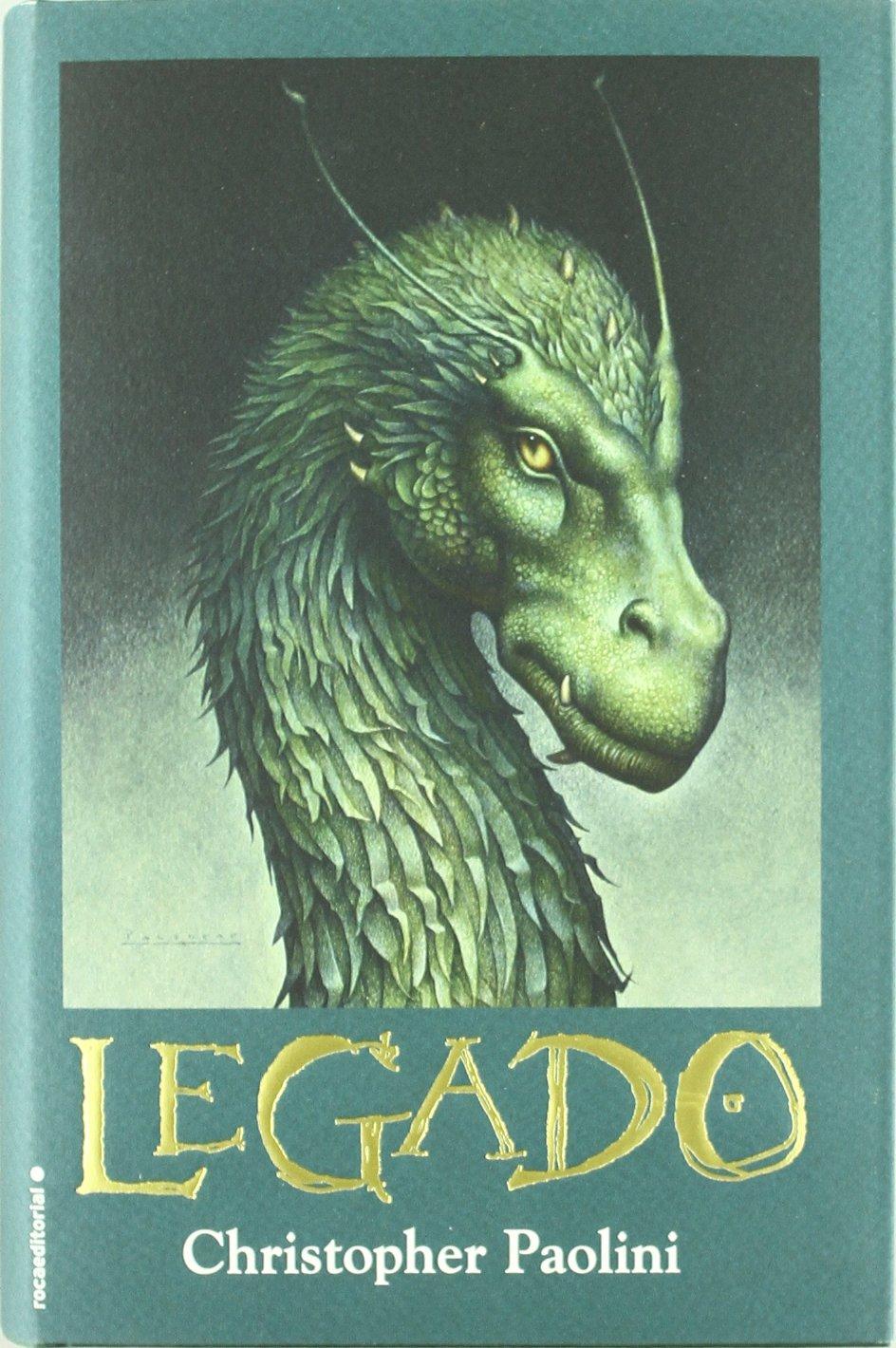 Legado (Juvenil): Amazon.es: Paolini, Christopher, Isern, Carol ...