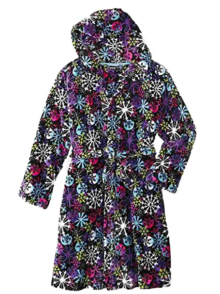 Amazon.com: JOE Boxer Girl Negro Fleece copo de nieve ...
