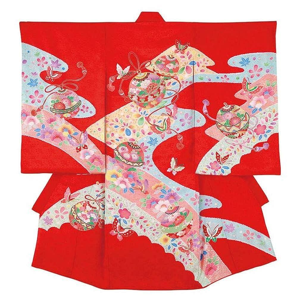 【サイズ交換OK】 初着、正絹女児祝着 B07PDBHGVR。No, 76-9-67 76-9-67 赤地綸子刺繍入り B07PDBHGVR, 根羽村:c05caf82 --- a0267596.xsph.ru