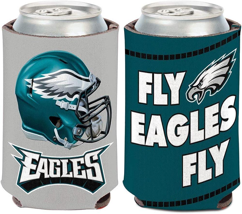 WinCraft Philadelphia Eagles Can Cooler Slogan Design