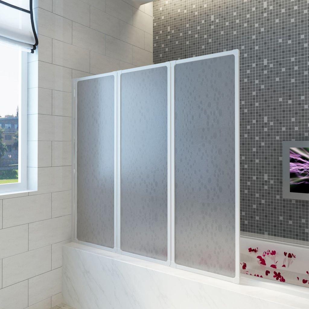Amazon.com: Ducha de Baño de pared 46.1 x 47.2 inch 3 ...