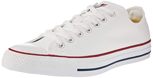 Converse Chuck Taylor All Star Season, Chaussures mixte enfant Blanc (Optical White), 41.5 EU