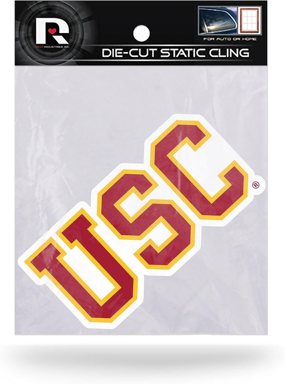Rico NCAA Shape Cut Static Decal