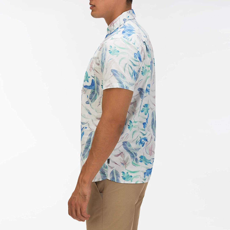 Camisas Hombre Hurley M Fat Cap Woven S//S