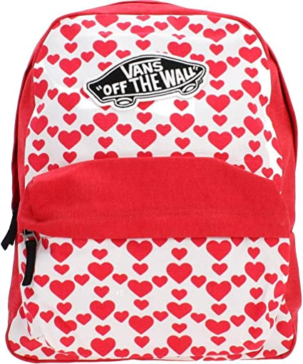 Vans Realm Rucksack, One Size, Hearts: : Koffer