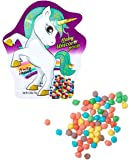 Baby Unicorn Poop Mini Fruit Chews, 96 Unicorn Party Favors Candy Bags, Party Candy, Rainbow Candy,Unicorn Candy,Mini…