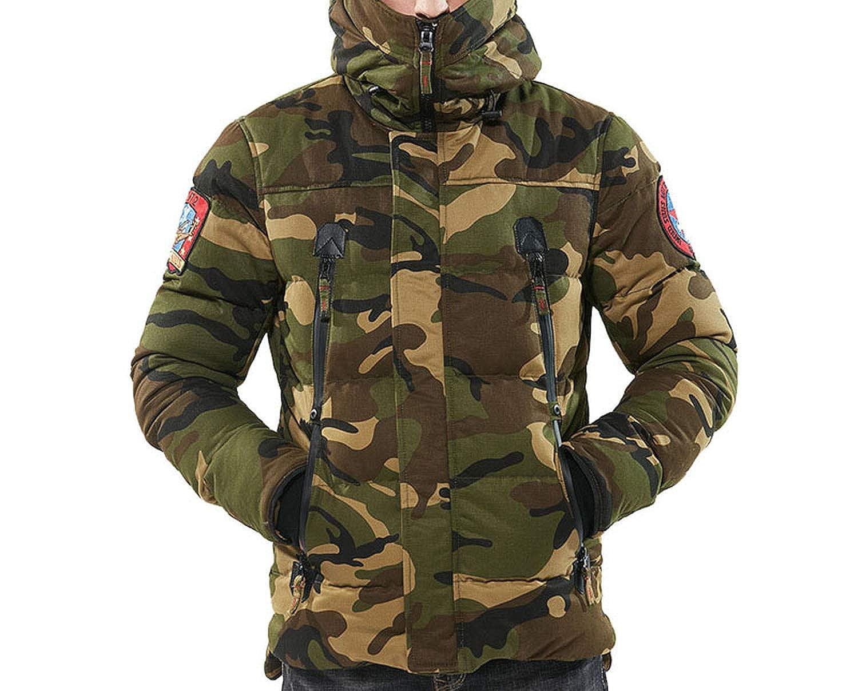 Love essentials Fashion coat Men Winter Jackets Cotton Chaquetas Hombre Parkas Mens Casual Outerwear Mens Jackets and Coats