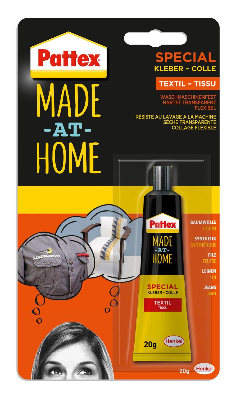 Pattex Made at Home Universal Alleskleber, 20 g, PMHU2 Henkel 2046517